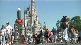 Reopening of theme parks in Florida may boost economy