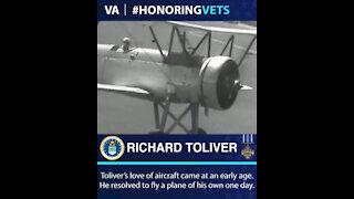 HonoringVets: Richard Toliver