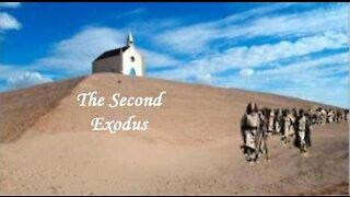 486 - The Second Exodus - David Carrico - 2-6-25-2021
