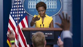 Karine Jean-Pierre Makes History At White House Briefing