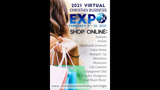 Live Announcement of Virtual Christian Business Expo