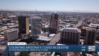 Counting Arizona's COVID-19 deaths