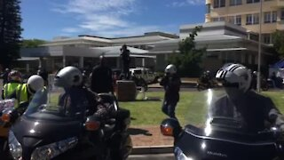 Bikers rally round for Children's Hospital (kNe)