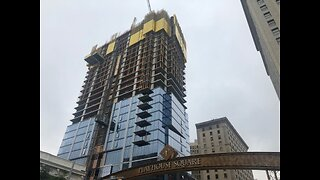 Downtown Cleveland building boom forcing some out