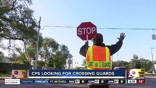 Cincinnati Police Department hiring crossing guards