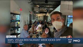 Southwest Florida Vegan Restaurant Week