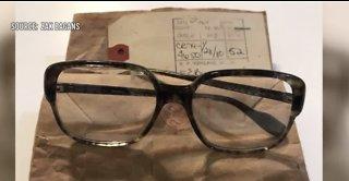 Zak Bagans buys Ted Bundy's glasses