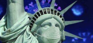 CDC MASK CHANGE/ BUCK VERDICT/DEFUND BACKFIRE