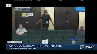 Fort Myers City Council meeting
