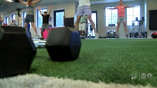 'Sweat with pride' event held in Boca Raton