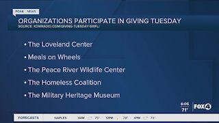 Participate in Giving Tuesday