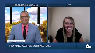 Wellness Wednesday: Staying Active During Fall