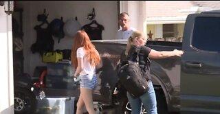 Teenager back home after Amber Alert