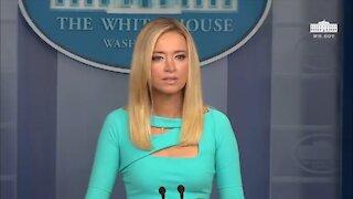Press Secretary Kayleigh McEnany Holds a Press Briefing Jan 14, 2021