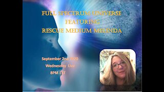 Readings, Gifts and Helping People with Melinda - Episode 3 - FSU