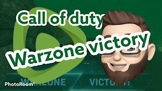 Warzone Victory.