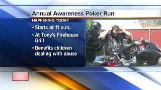 Bikers Against Child Abuse Poker Run