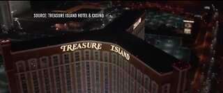 Back to Business: Treasure Island on the Strip to open at 9 a.m.