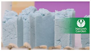 DIY- How to Make Hot Process Soap- Natures Garden Soap Making Supplies