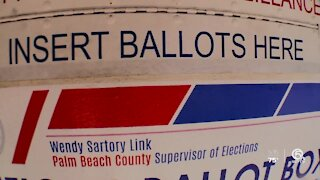 Municipal election mail-in ballots already being counted