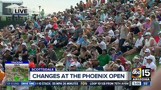 Expect changes at this year's Phoenix Open