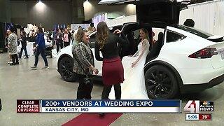 More than 200 vendors at wedding expo