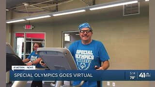 Special Olympics Missouri athletes train for virtual games