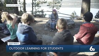 MOSS Program Takes Learning Outdoors