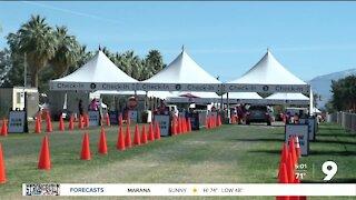 UArizona mall to become state-run vaccination site