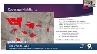 Federal dollars to fund city-wide Wi-Fi in Tucson