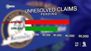Kentucky has 90,513 unresolved jobless claims since the pandemic started