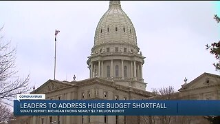State leaders to address huge budget shortfall