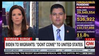 Democrat: Biden Not Doing Enough To Address Border Crisis