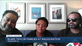 Jacob Blake's family pushes for change in Washington, D.C.