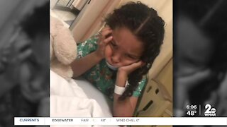 5-year-old shot; mother speaks out