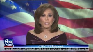 Judge Jeanine Slams AG Barr