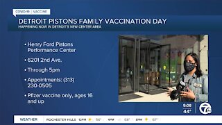 Family Vaccination Day