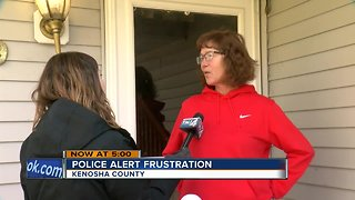 Neighbors frustrated they didn't get emergency alert