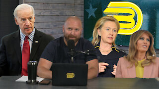 Ep 32   Hillary Says Biden Shouldn't Concede, Hollywood Attacks First Lady Melania Trump Over Accent
