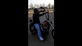 2015 Harley Wide Glide