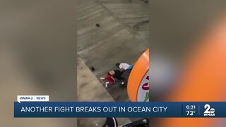 Another fight breaks out on Ocean City's boardwalk after multiple assaults this week