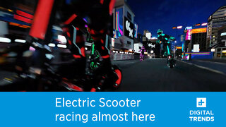 The Electric Scooter Championship is coming in 2021