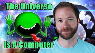 Is the Universe a Computer?