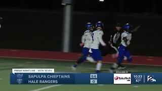 Green Country high school football scores
