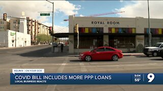Second round of PPP loans