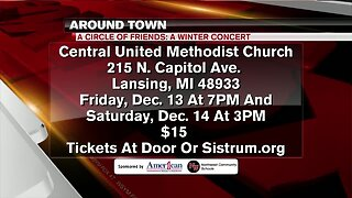 Around Town - A Circle of Friends - A Winter Concert - 12/9/19