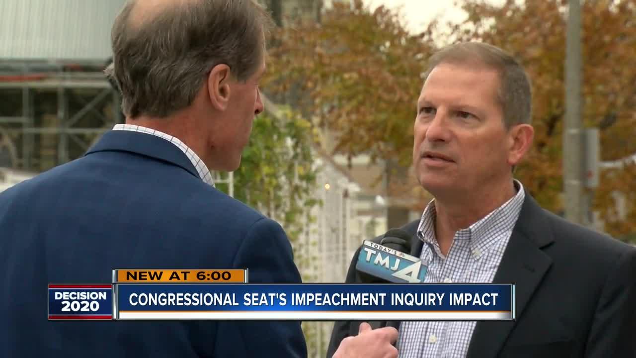 Congressional Seat's Impeachment Inquiry Impact