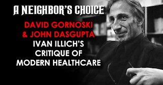 Ivan Illich's Critique of Modern Healthcare (Audio)