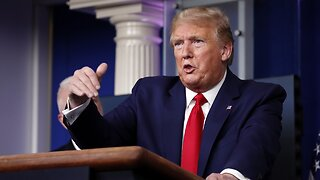 President Trump Signs Order To Limit Immigration For 60 Days