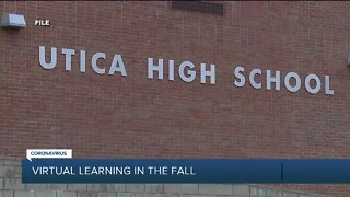 Michigan school districts face challenges of virtual learning during pandemic